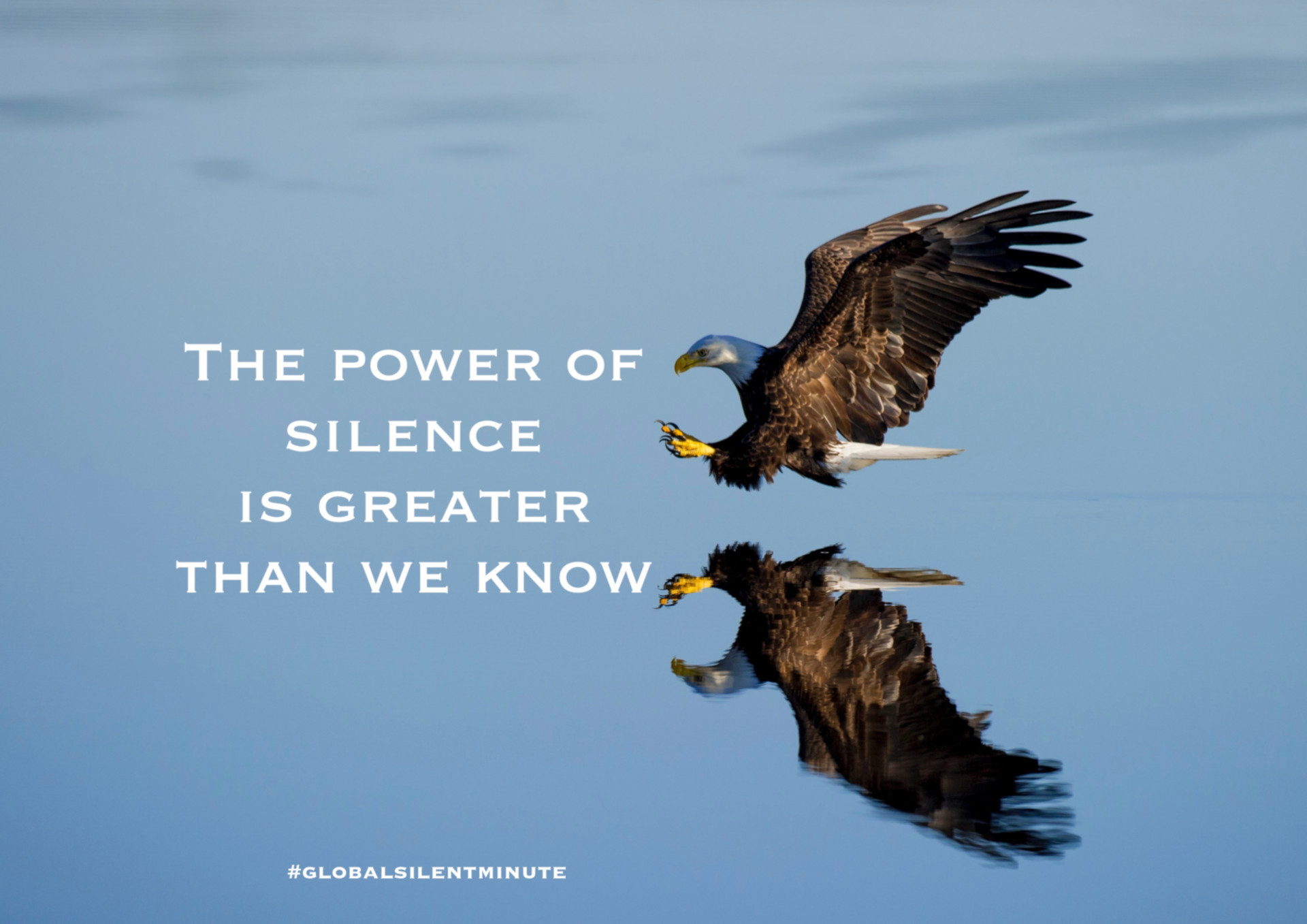 3.The Power of Silence is greater than you know