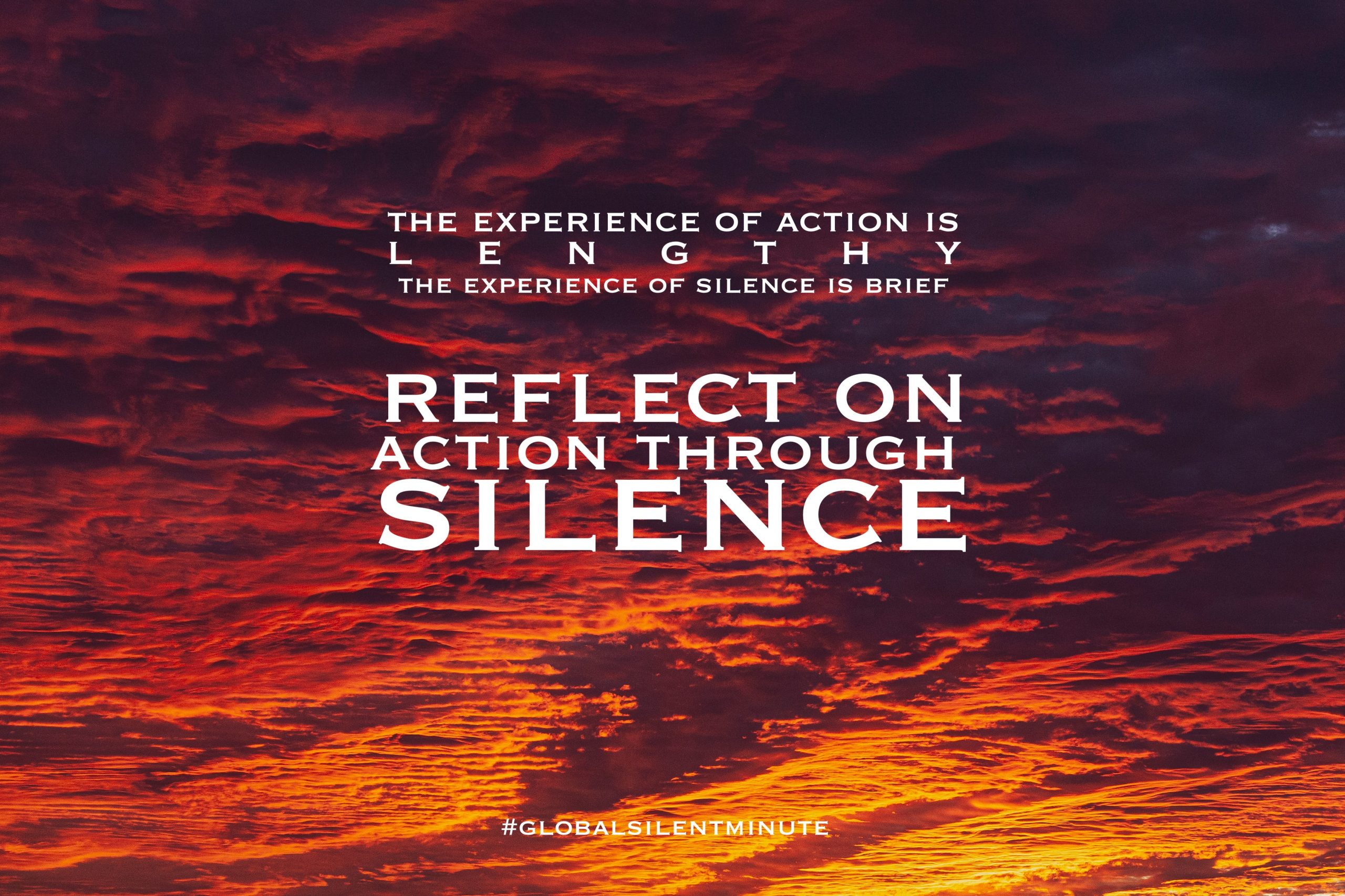 11.Reflect on Action through Silence