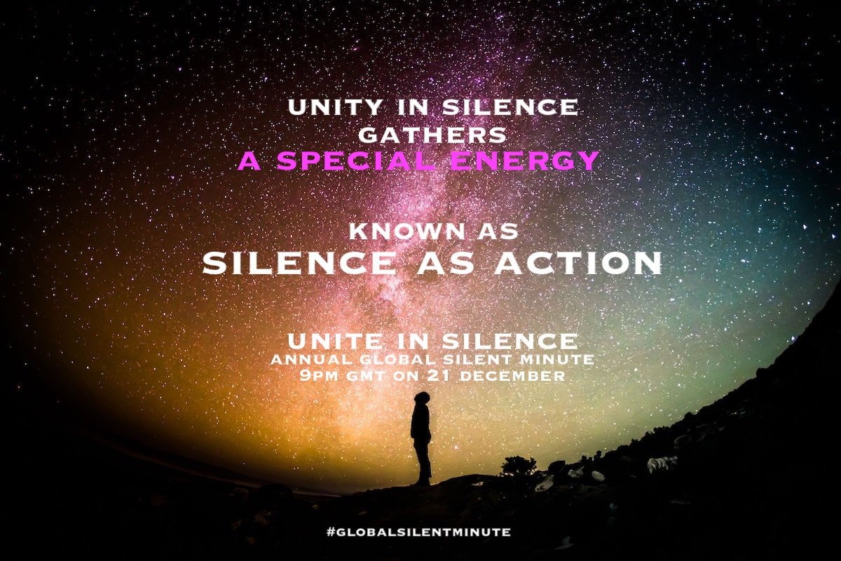 12. Unity in Silence as Action