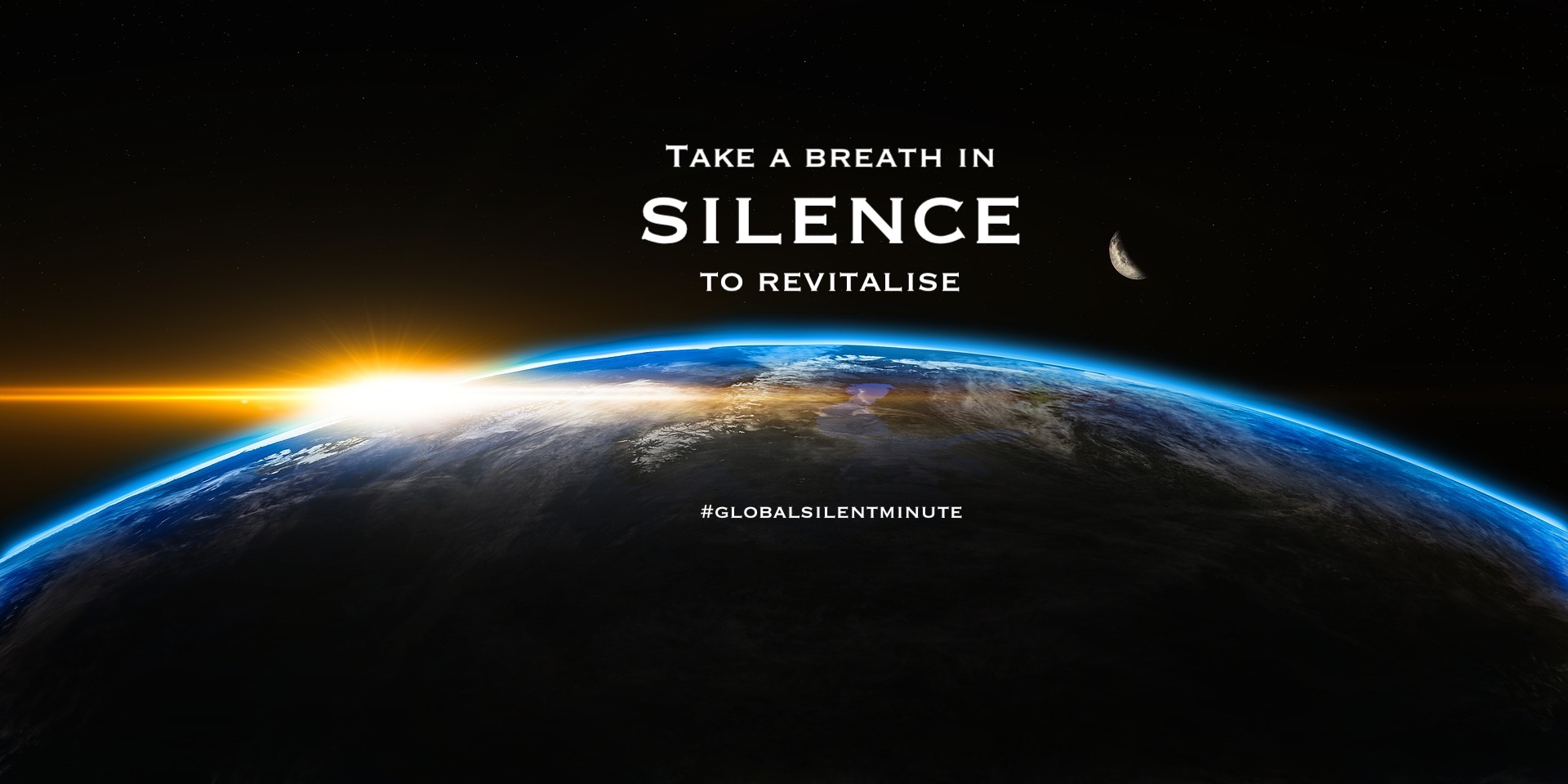 21.Take a breath in Silence to revitalise
