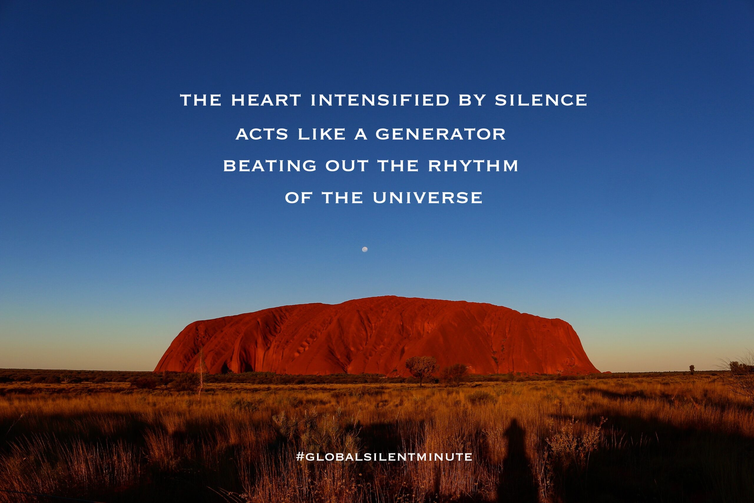 26.The Heart instensified by Silence acts like a generator