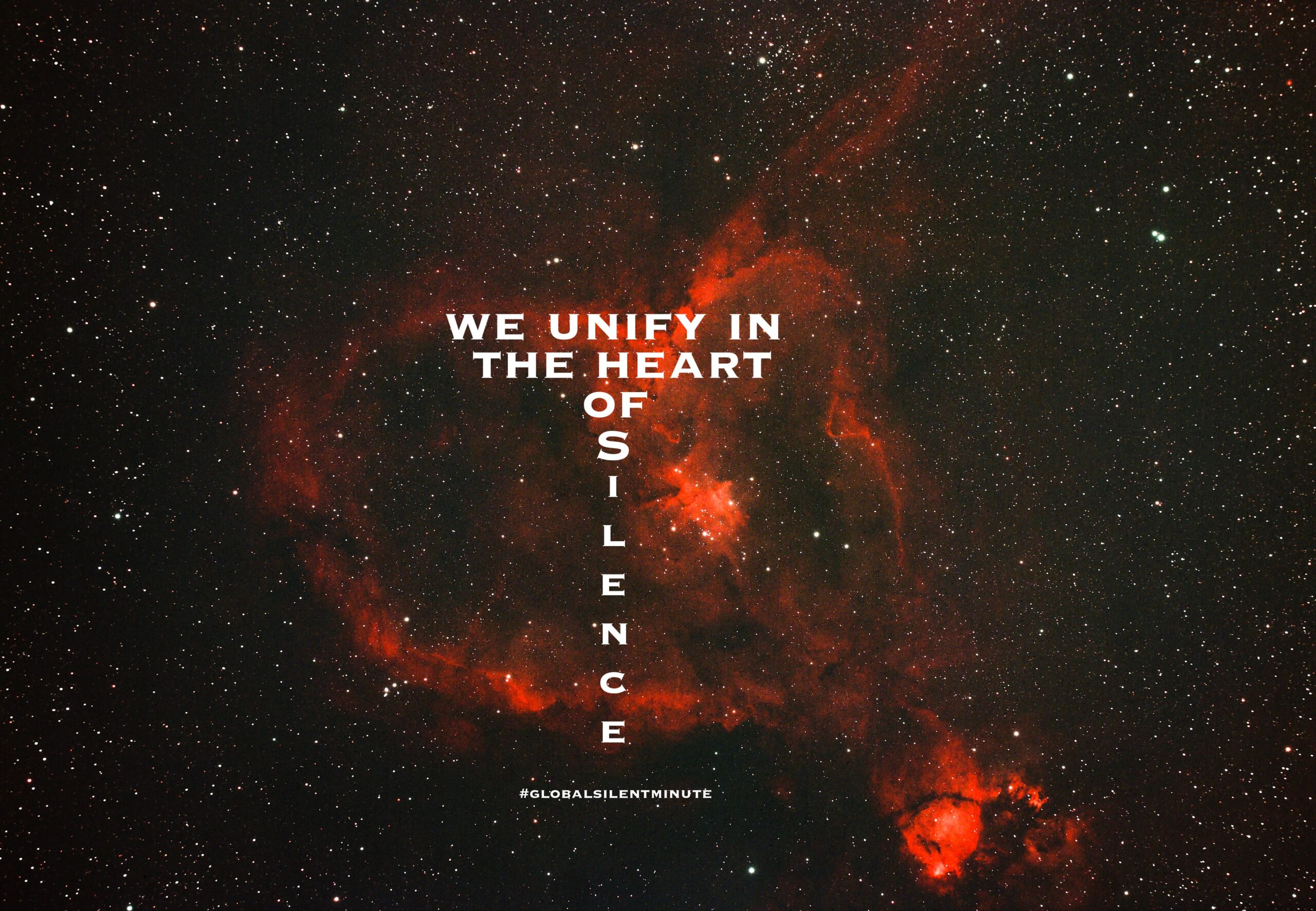 27. We unify in the Heart of Silence